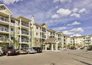 Main Photo: 419 12660 142 Avenue in Edmonton: Zone 27 Condo for sale : MLS(r) # E4047241