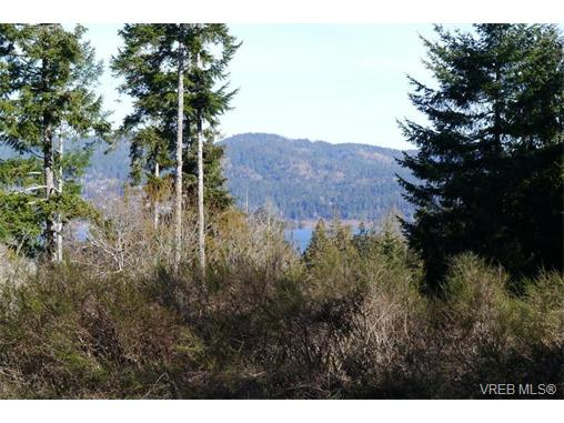 Main Photo: 6138 Llanilar Road in SOOKE: Sk East Sooke Land for sale (Sooke)  : MLS(r) # 374214