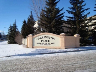 Main Photo: 406 18004 95 Avenue in Edmonton: Zone 20 Condo for sale : MLS(r) # E4054345