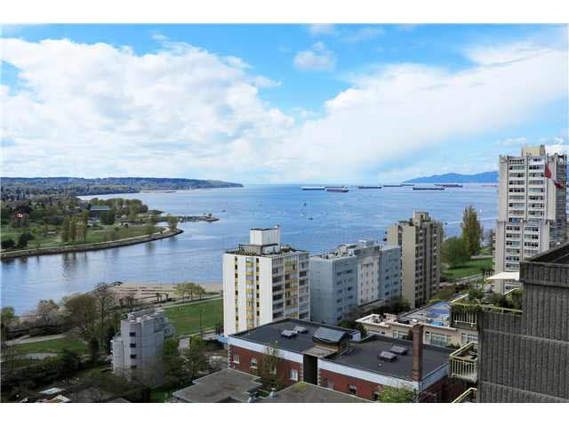 "Main Photo: 1603 1146 HARWOOD Street in Vancouver: West End VW Condo for sale in ""THE LAMPLIGHTER"" (Vancouver West)  : MLS(r) # R2147824"