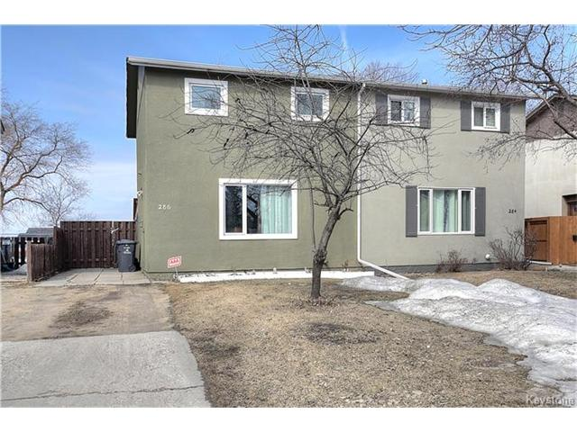 Main Photo: 286 Edelweiss Crescent in Winnipeg: Residential for sale (3F)  : MLS® # 1706983