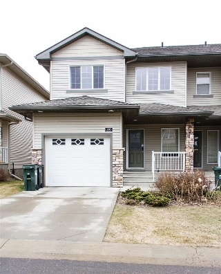 Main Photo: 218 41 Summerwood Boulevard: Sherwood Park Townhouse for sale : MLS(r) # E4061409