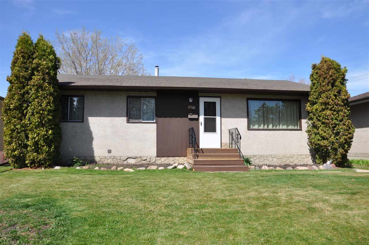 Main Photo: 12340 136 Avenue in Edmonton: Zone 01 House for sale : MLS(r) # E4061858
