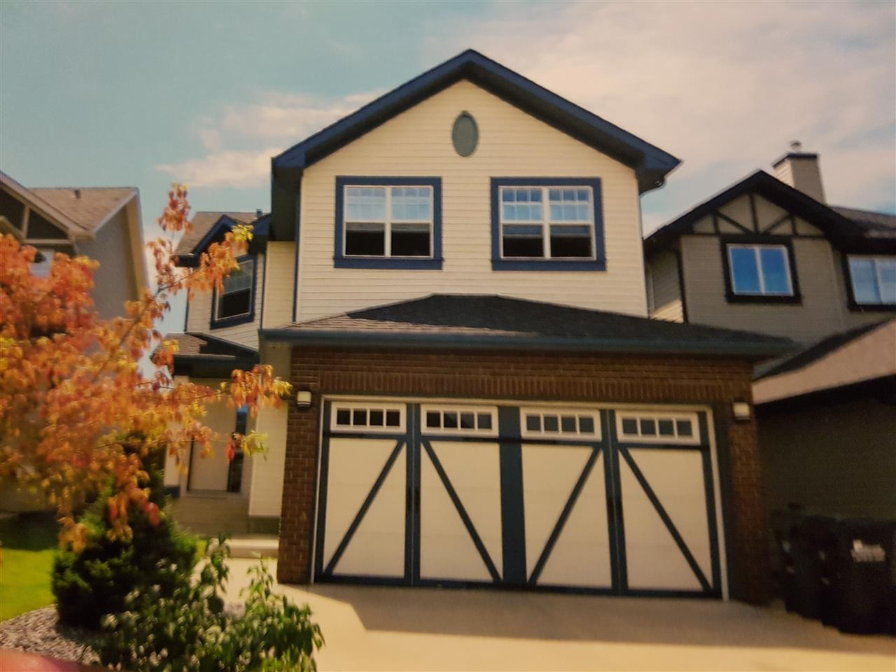 Main Photo: 295 Ascott Crescent NW: Sherwood Park House for sale : MLS(r) # E4062967