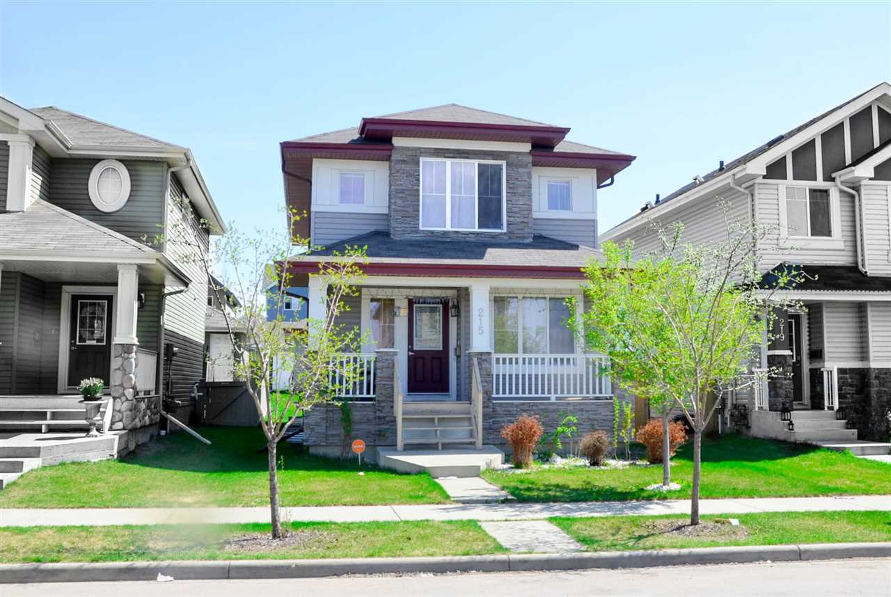 Main Photo: 215 59 Street SW in Edmonton: Zone 53 House for sale : MLS(r) # E4063778