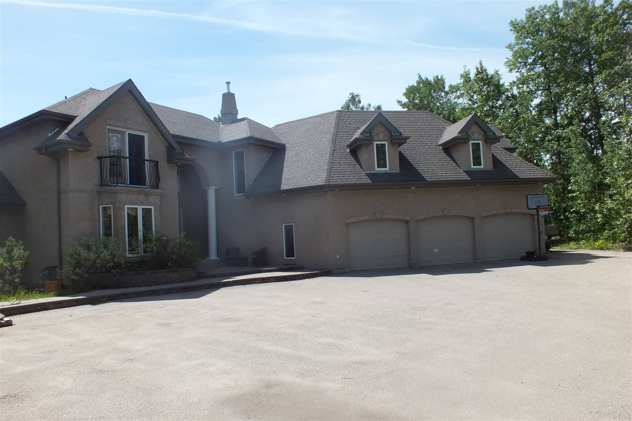 Main Photo: 54030 RR275: Rural Parkland County House for sale : MLS(r) # E4068084