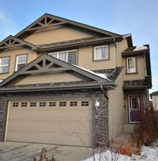 Main Photo:  in Edmonton: Zone 14 House Half Duplex for sale : MLS® # E4070322