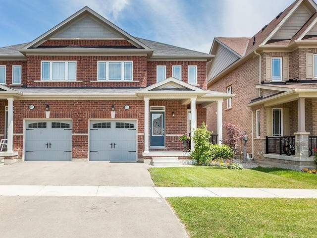 Main Photo: 229 Robert Parkinson Drive in Brampton: Northwest Brampton House (2-Storey) for sale : MLS®# W3883882