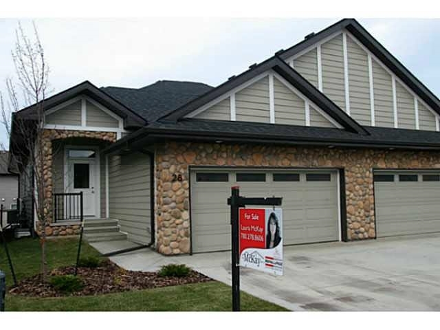 Main Photo: 26 SIGNATURE Cove: Sherwood Park House Half Duplex for sale : MLS® # E4076506