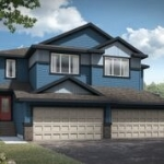 Main Photo: 408 Genesis Court: Stony Plain House Half Duplex for sale : MLS® # E4077877