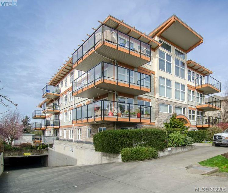 Main Photo: 306 2940 Harriet Road in VICTORIA: SW Gorge Condo Apartment for sale (Saanich West)  : MLS® # 382205