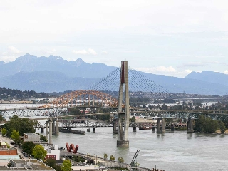 "Main Photo: 3003 888 CARNARVON Street in New Westminster: Downtown NW Condo for sale in ""Marinus at Plaza 88"" : MLS® # R2199614"