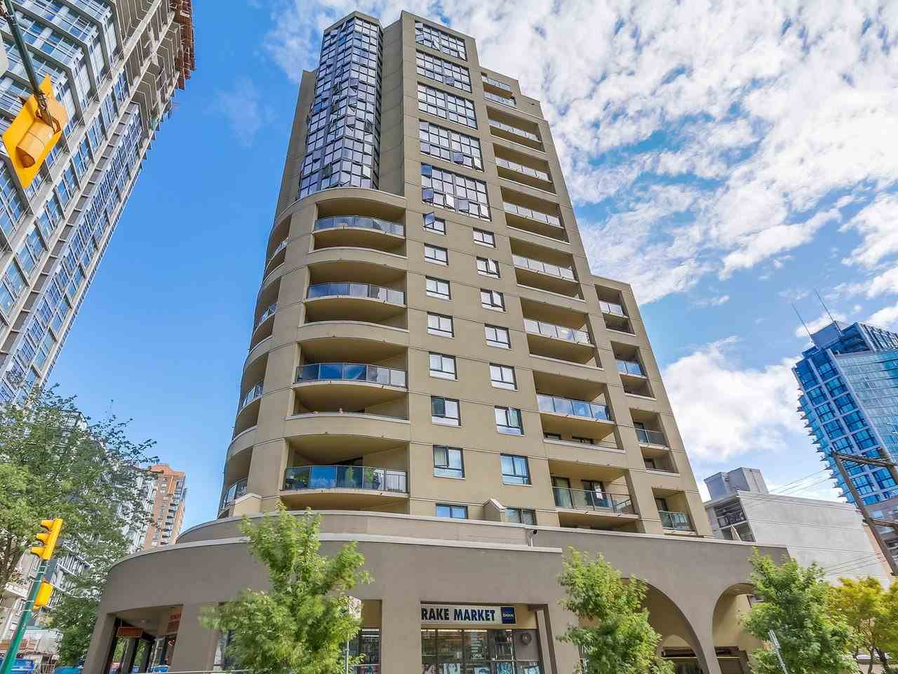 "Main Photo: 605 789 DRAKE Street in Vancouver: Downtown VW Condo for sale in ""Century Tower"" (Vancouver West)  : MLS® # R2206186"