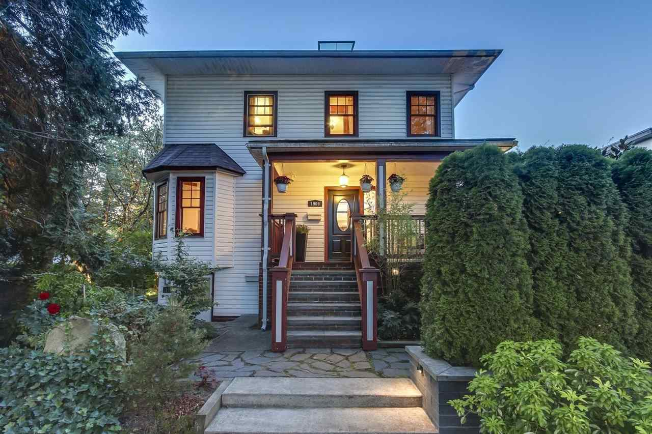 Main Photo: 1909 PARKER Street in Vancouver: Grandview VE House for sale (Vancouver East)  : MLS® # R2207383