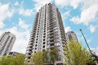 Main Photo: 1407 7108 COLLIER Street in Burnaby: Highgate Condo for sale (Burnaby South)  : MLS® # R2207634