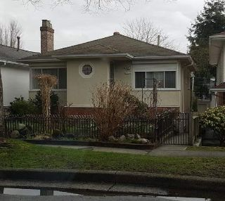 Main Photo: 6328 WINDSOR STREET in Vancouver: Fraser VE House for sale (Vancouver East)  : MLS®# R2205758