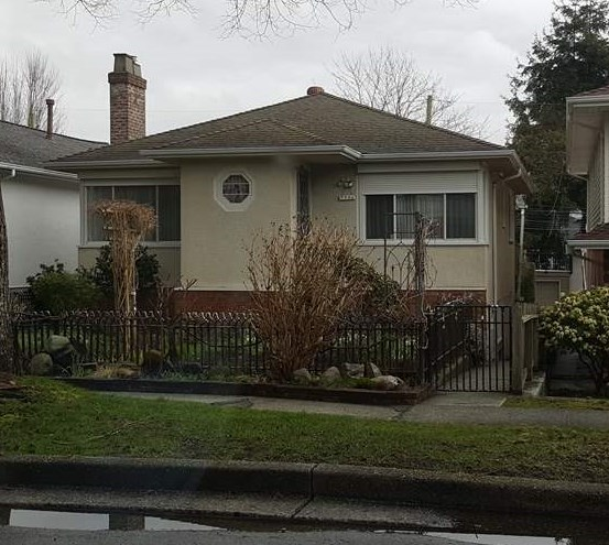 Main Photo: 6328 WINDSOR STREET in Vancouver: Fraser VE House for sale (Vancouver East)  : MLS® # R2205758