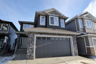 Main Photo: 4891 WRIGHT Drive in Edmonton: Zone 56 House for sale : MLS® # E4089164
