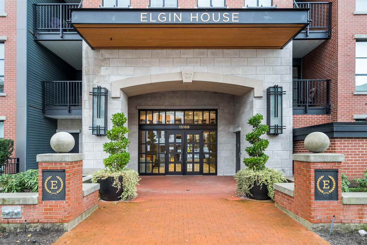 "Main Photo: 424 15168 33 Avenue in Surrey: Morgan Creek Condo for sale in ""Elgin House"" (South Surrey White Rock)  : MLS® # R2224738"