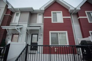 Main Photo: 30 2336 ASPEN Trail: Sherwood Park Townhouse for sale : MLS® # E4089885