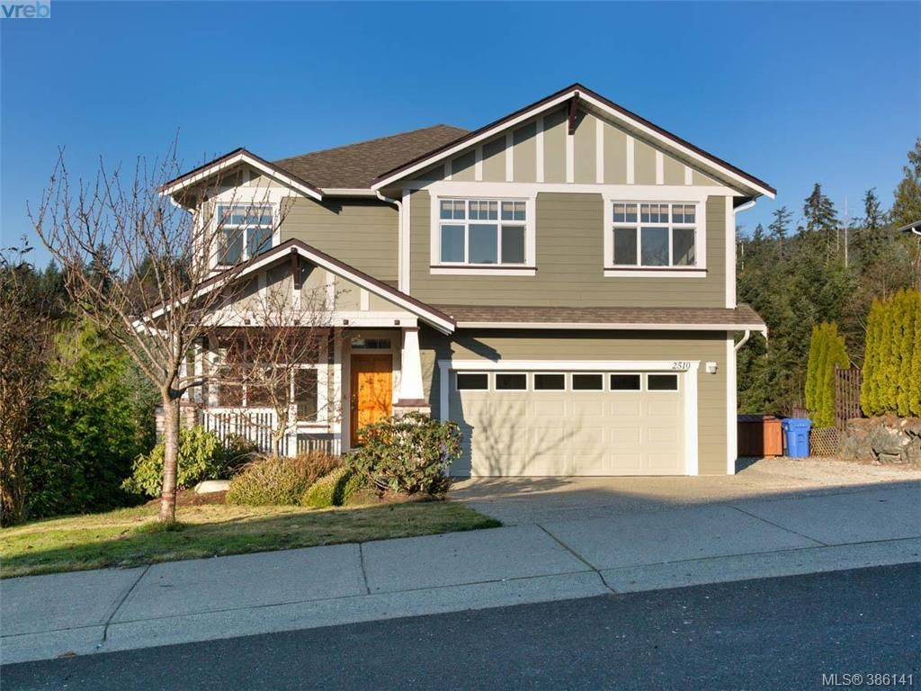 Main Photo: 2510 Westview Terrace in SOOKE: Sk Sunriver Single Family Detached for sale (Sooke)  : MLS® # 386141