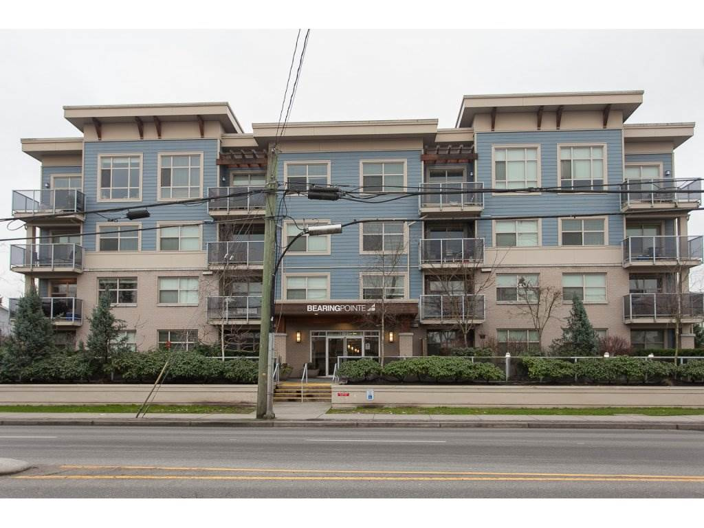 "Main Photo: 202 19936 56 Avenue in Langley: Langley City Condo for sale in ""BEARING POINTE"" : MLS® # R2240895"