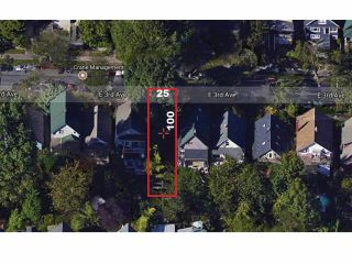 Main Photo: 1788 E 3RD Avenue in Vancouver: Grandview VE Home for sale (Vancouver East)  : MLS®# R2244372