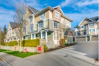 "Main Photo: 16 20159 68 Avenue in Langley: Willoughby Heights Townhouse for sale in ""Vantage"" : MLS® # R2246734"