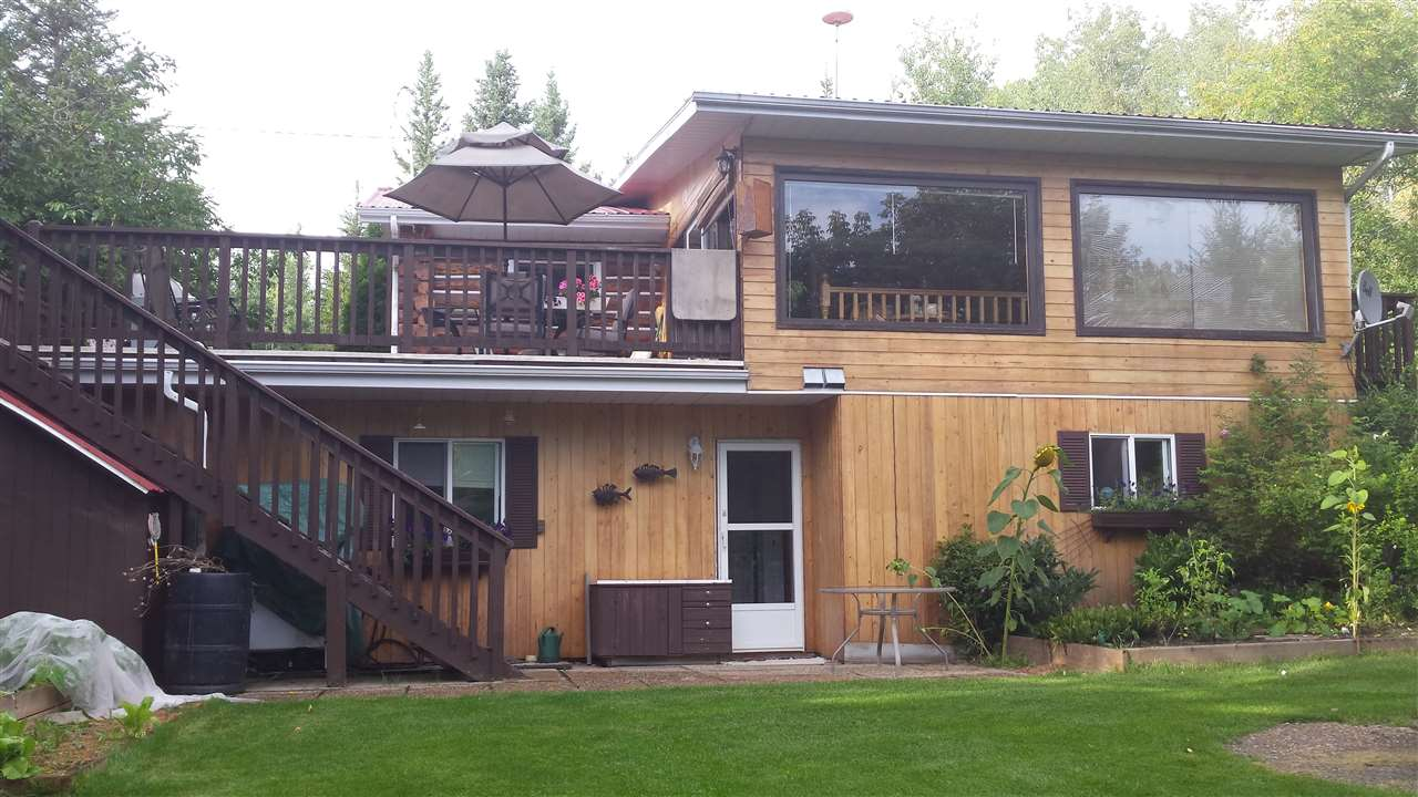 Main Photo: 16 Lakeside Drive: Rural Lesser Slave River M.D. House for sale : MLS®# E4108743