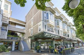 "Main Photo: 206 2545 W BROADWAY Street in Vancouver: Kitsilano Condo for sale in ""Trafalgar Mews"" (Vancouver West)  : MLS®# R2271679"