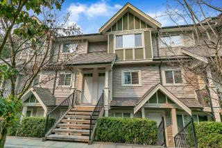 "Main Photo: 12 6888 RUMBLE Street in Burnaby: South Slope Townhouse for sale in ""SOUTH SLOPE"" (Burnaby South)  : MLS®# R2300071"