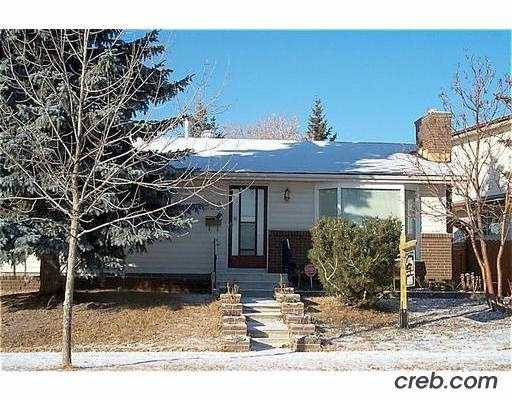 Main Photo:  in CALGARY: Pineridge Residential Detached Single Family for sale (Calgary)  : MLS®# C2351093