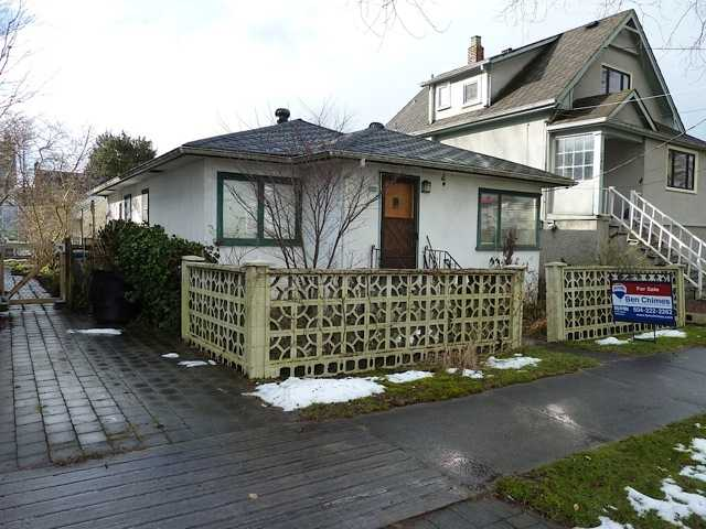 Main Photo: 344 E 34TH Avenue in Vancouver: Main House for sale (Vancouver East)  : MLS(r) # V873546