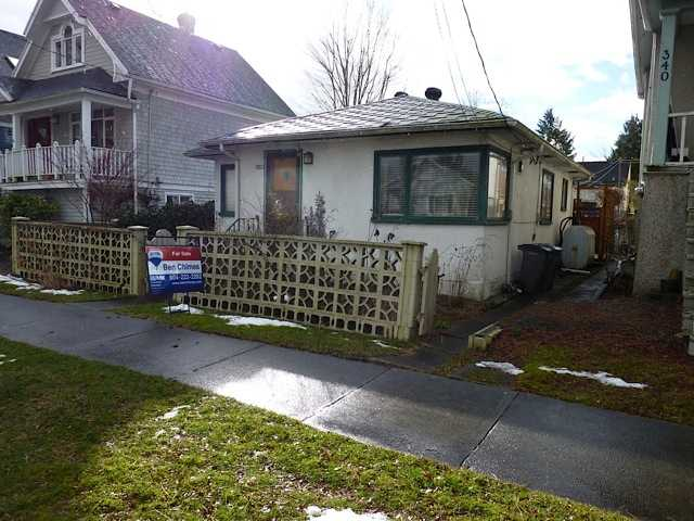 Photo 3: 344 E 34TH Avenue in Vancouver: Main House for sale (Vancouver East)  : MLS(r) # V873546