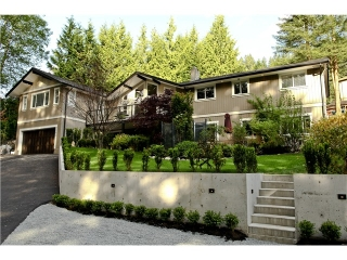 Main Photo: 2092 RIVERSIDE DR in North Vancouver: Seymour House for sale : MLS® # V1007579