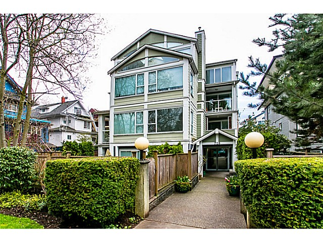 Main Photo: # 302 728 W 14TH AV in Vancouver: Fairview VW Condo for sale (Vancouver West)  : MLS®# V1007299