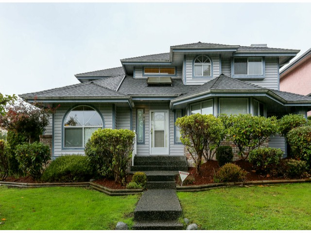 "Main Photo: 807 CITADEL Drive in Port Coquitlam: Citadel PQ House for sale in ""CITADEL HEIGHTS"" : MLS® # V1029725"