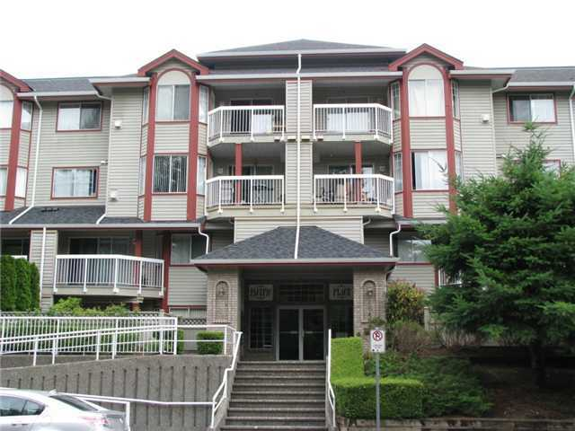 "Main Photo: 308 1215 PACIFIC Street in Coquitlam: North Coquitlam Condo for sale in ""PACIFIC PLACE"" : MLS(r) # V1041446"