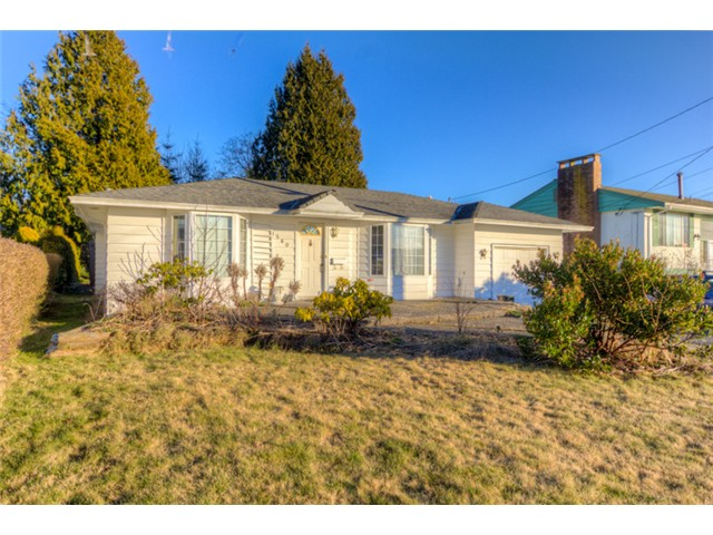 Main Photo: 1560 BREARLEY Street: White Rock House for sale (South Surrey White Rock)  : MLS(r) # F1402884