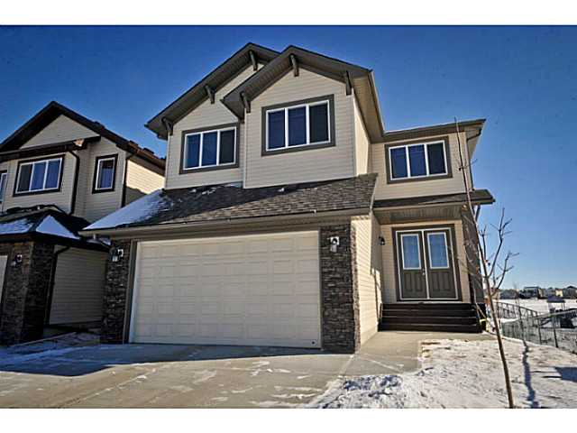 Main Photo: 1738 BAYWATER Street SW: Airdrie Residential Detached Single Family for sale : MLS® # C3601734