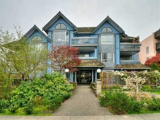 Main Photo: 204 1729 GEORGIA Street E in Vancouver East: Hastings Home for sale ()  : MLS® # V945205