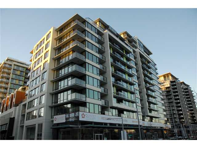 "Main Photo: 1115 7988 ACKROYD Road in Richmond: Brighouse Condo for sale in ""QUINTET"" : MLS® # V1061003"