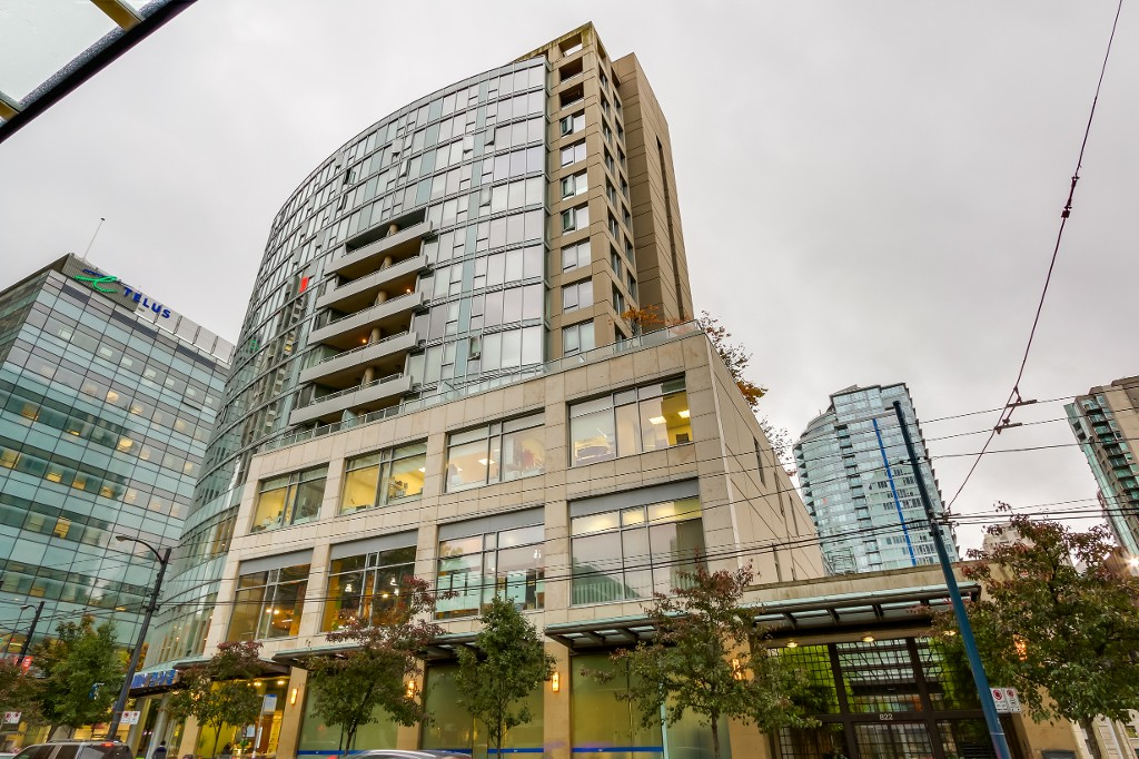 "Main Photo: 1202 822 SEYMOUR Street in Vancouver: Downtown VW Condo for sale in ""L'ARIA"" (Vancouver West)  : MLS(r) # V1091223"