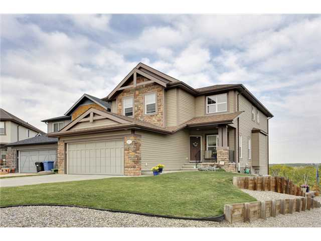 Main Photo: 60 VAL GARDENA Court SW in Calgary: Springbank Hill Residential Detached Single Family for sale : MLS® # C3642534