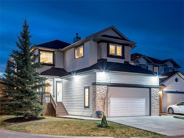 Main Photo: 230 ROCKY RIDGE Mews NW in Calgary: Rocky Ridge Ranch House for sale : MLS(r) # C4008870