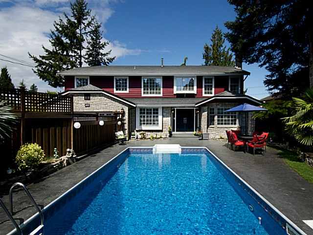 "Main Photo: 4937 2ND Avenue in Tsawwassen: Pebble Hill House for sale in ""Pebble Hill"" : MLS® # V1119955"