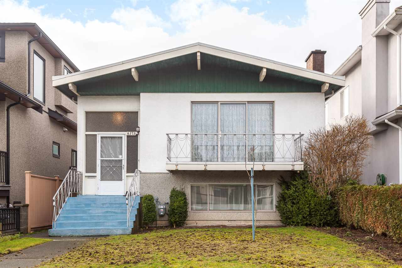 "Main Photo: 6373 PRINCE ALBERT Street in Vancouver: Fraser VE House for sale in ""MAIN/FRASER"" (Vancouver East)  : MLS®# R2027865"