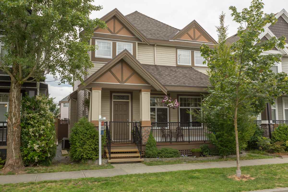 "Main Photo: 7136 194B Street in Surrey: Clayton House for sale in ""Clayton Heights"" (Cloverdale)  : MLS® # R2079135"
