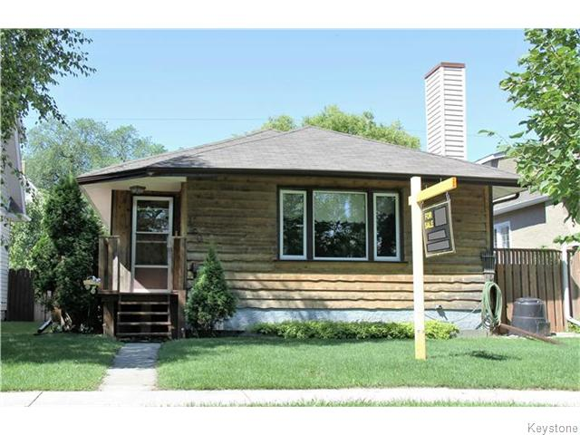 Main Photo: 150 Garfield Street South in Winnipeg: Wolseley Residential for sale (5B)  : MLS® # 1620531