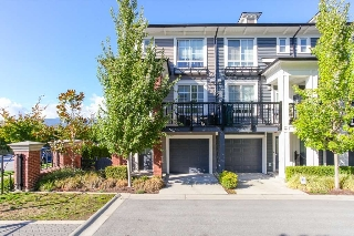 "Main Photo: 40 2423 AVON Place in Port Coquitlam: Riverwood Townhouse for sale in ""LINKS"" : MLS® # R2106371"